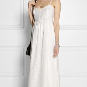 Band Of Outsiders Dresses & Skirts - Band of Outsiders Ivory Maxi Dress