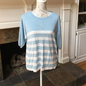 J. Crew Striped Shirt