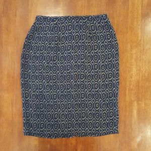 Grace Dresses & Skirts - Silk pencil skirt