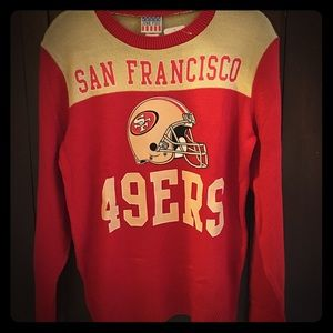 JUNK FOOD Sweaters - 49er sweater, Men's or Woman's