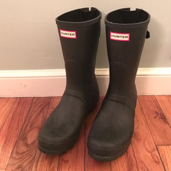 Hunter Shoes - Hunter Short Boots 69ebd0d4d5