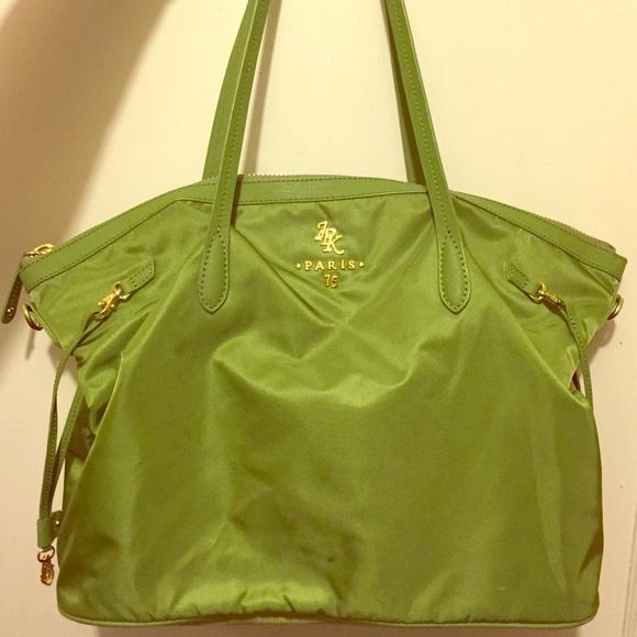 8791b567bff0 JPK Paris Handbags - JPK Paris Nylon and Leather Tote