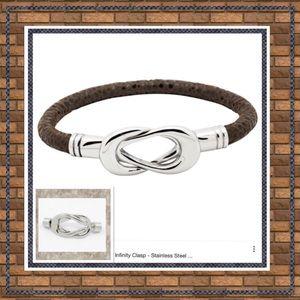 Jewelry - Leather Braided bracelet
