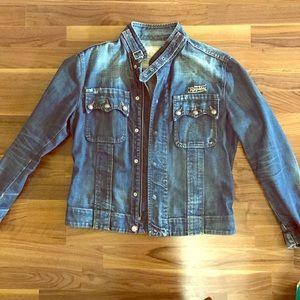 Replay Other - Men's Replay Denim Jacket
