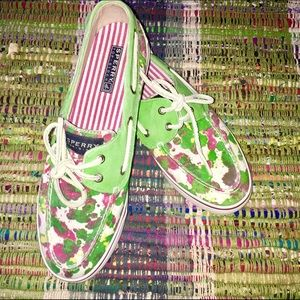 Sperry Top-Sider Shoes - COLORFUL SPERRY TOPSIDERS!💚💖