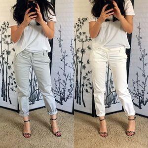 New York & Company Pants - 2 for $30, NY&Company chino pants, white and grey
