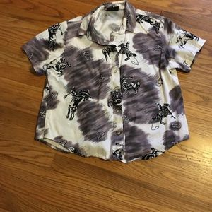 roughrider Tops - Cowboy shirt