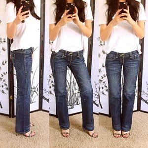 "Levi's Denim - Vintage Levi's ""eve"" straight leg jeans, size 26"