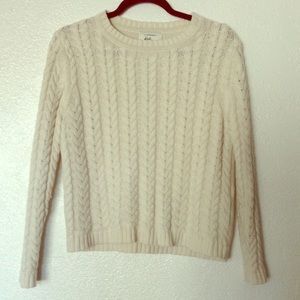 Cotton On Cable Knit Sweater