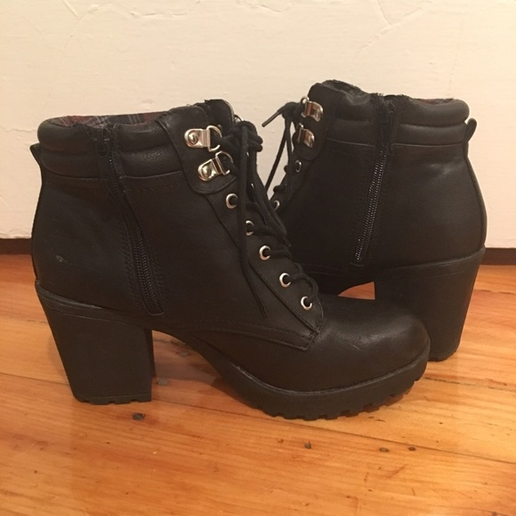 1d114548b70c Call It Spring Shoes - Call it spring Lace Up Chunky Boot