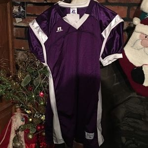Russell Athletic  Other - NWT purple football jersey large youth