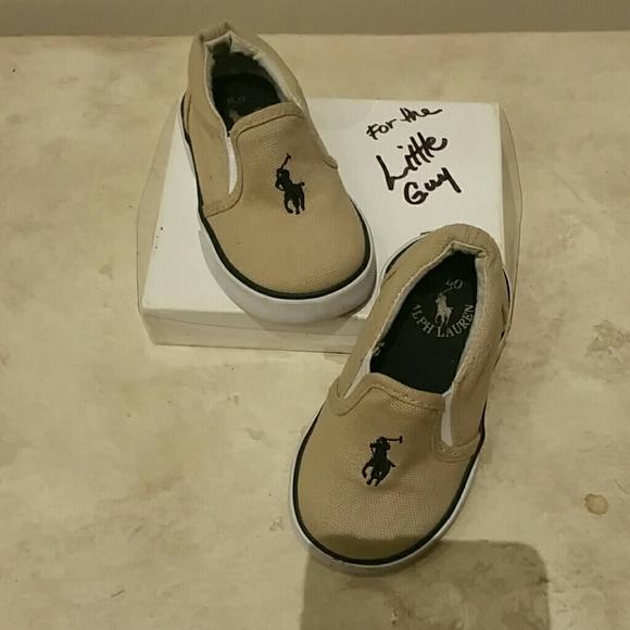off Ralph Lauren Other Baby boy Ralph Lauren Shoes