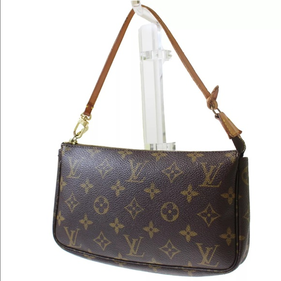 6fc35a156a60 Louis Vuitton Handbags - Authentic Louis Vuitton Pouch Bag