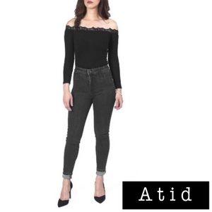 Atid Clothing Tops - ✌🏼❤🌈🦄OFF-SHOULDER TOP 🆕 atidclothingonline.com