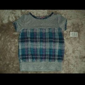Other - Glitter Top *LIKE NEW* Girls Sz 24 months