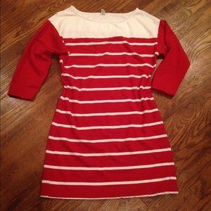 Old navy cotton shirt dress