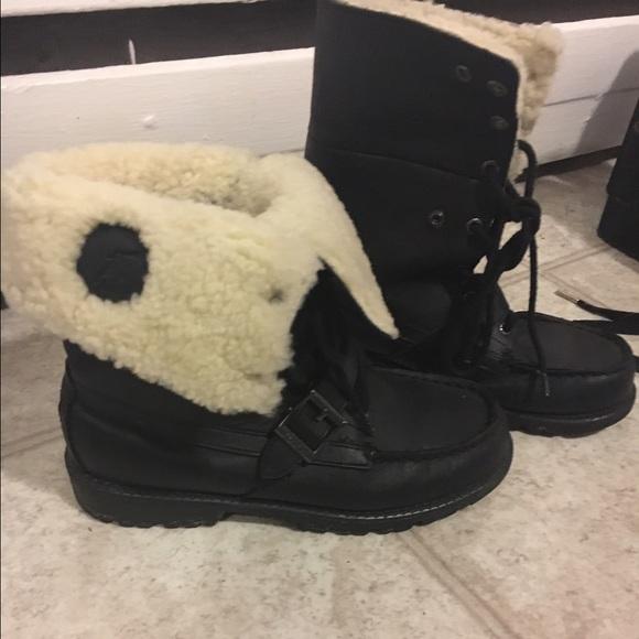 Fur Lined Polo Boots | Poshmark