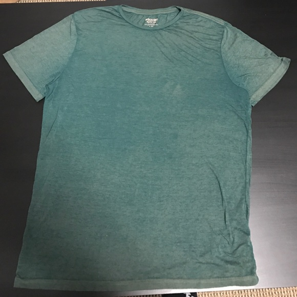 Mossimo Supply Co Shirts Mens Mossimo Green Tshirt Large Poshmark