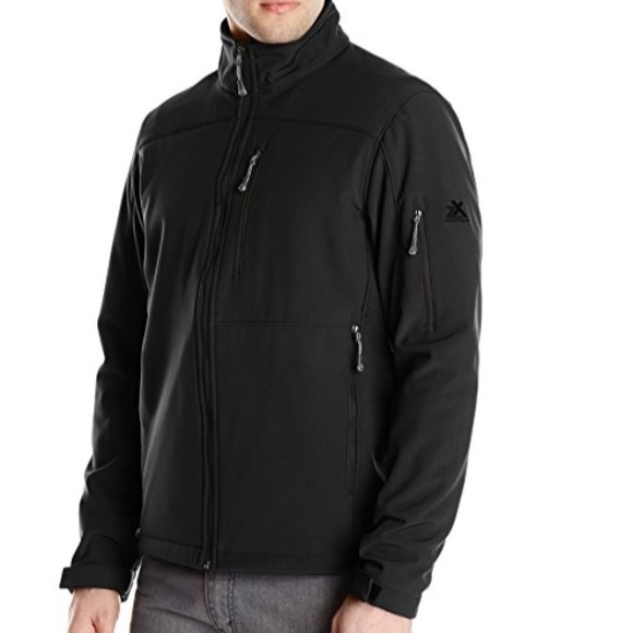 Zeroxposur Jackets Amp Coats 2xl Softshell Mens Zipper