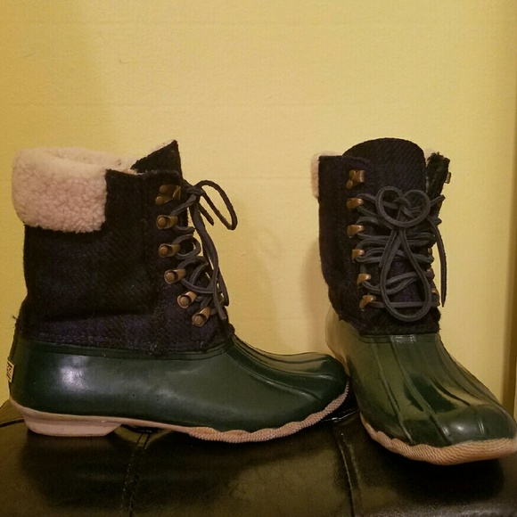 off Sperry Shoes Sperry for J Crew snow boots from