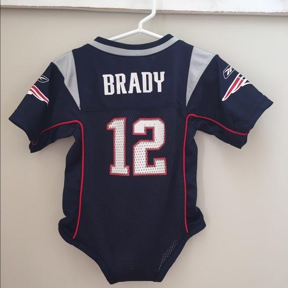 tom brady jersey 18 months