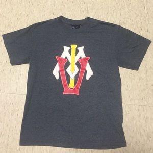 NCAA Tops - Vintage VMI shirt
