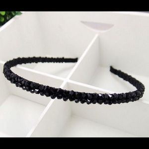 Accessories - Crystal Beaded Headbands NWOT
