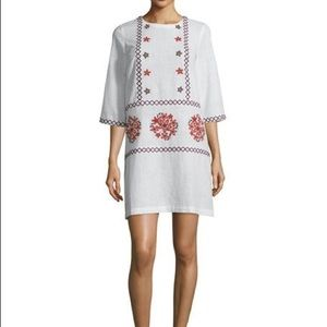 SUNO Dresses & Skirts - SUNO embroidered shift dress