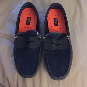 Swims Other - Men's SWIM Loafers in Navy Blue