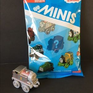 Thomas & Friends Other - 2016 Special Edition Platinum Thomas MINIS