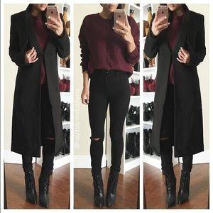 Ro&de noir sweater