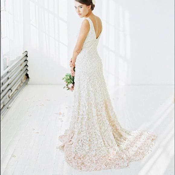 Anthropologie Dresses Bhldn Theia Wedding Dress Poshmark,Maggie Sottero Wedding Dress Prices