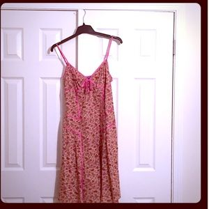 Betsey Johnson vintage style dress fit and flare