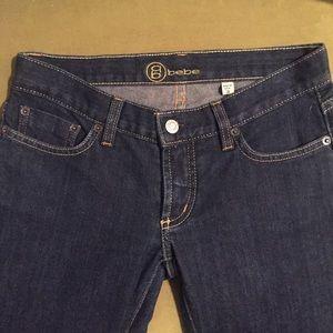 bebe Bootcut Jeans Size 26