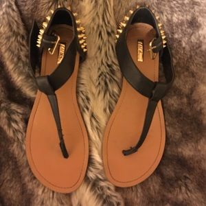 Wild Pair Shoes - Rock stud sandals