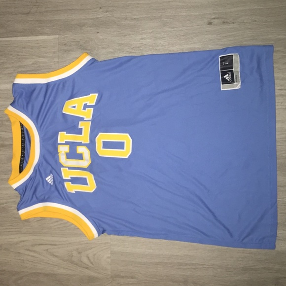 detailed look e2cd1 804c4 Russell Westbrook UCLA Jersey