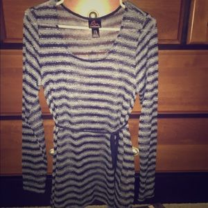 Oh Baby by Motherhood Sweaters - NWT Blue striped maternity sweater