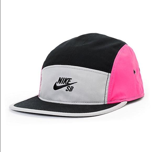 b22068bd9111c Nike SB 5 Panel Hat. M 581c80e8713fdecb5201f06d. Other Accessories ...