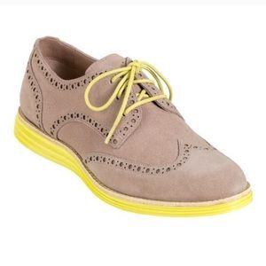 Cole Haan Shoes - Cole Haan Lunaguard Oxfords