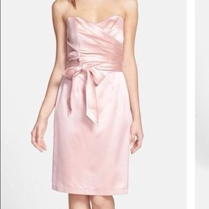 Dessy Collection Blush Dress