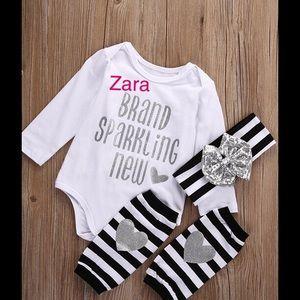 Personalized Newborn Take Home Set