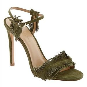 Banana Republic Shoes - Banana Republic Byrn Feather Sandal NWT