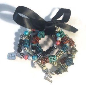 Jewelry - 4Pc Stackable Bracelet