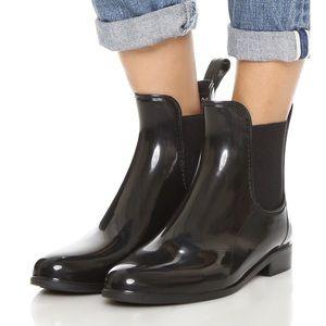 SAM EDELMAN Tinsley Chelsea Rainboots Black