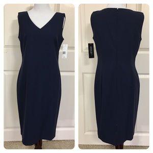 Lafayette 148 New York Dresses & Skirts - NWT! Lafayette 148 New York navy shift dress