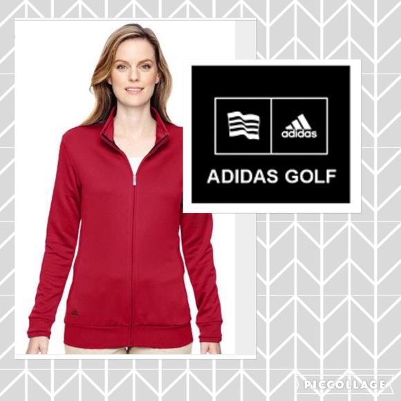 Adidas Sweaters - Adidas Golf Sweater S