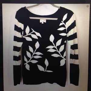 ALICE by Temperley Sweaters - Alice Temperley striped leaf sweater