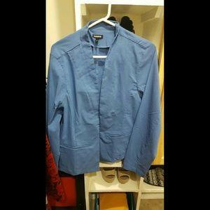 Torrid Powder blue blazer