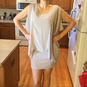 Miilla Clothing Dresses & Skirts - Beautiful Tan Dress
