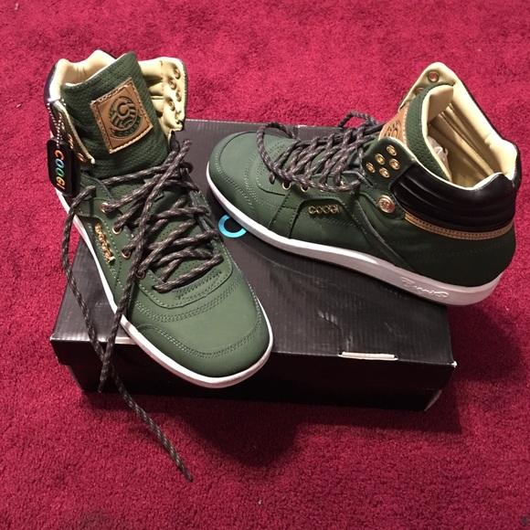 COOGI Shoes | Coogi High Top Sneakers